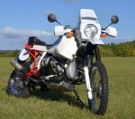#46 SWT-SPORTS BMW Motorrad Boxer Umbau