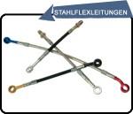 Stahlflexleitungen