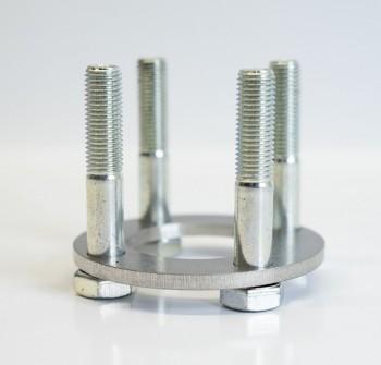 Distanzscheibe 5mm für breitere Reifen BMW R 80 -100 GS