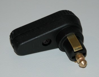 Winkelstecker / Stecker / Bordstecker  12 V DIN