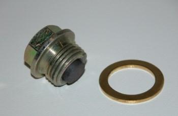 Ölablassschrraube / Verschlussschraube mit Magnet
