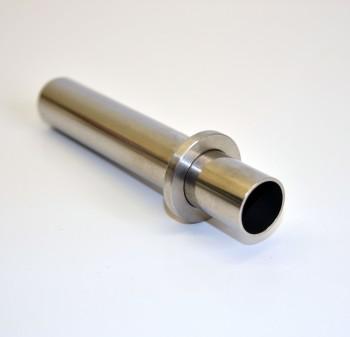 Stößelrohr Edelstahl 18mm für BMW R 2-Ventiler  R 45 - 65