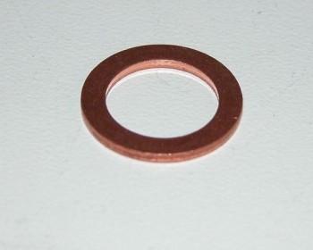 Kupferdichtung für Hohlschraube 12x18x1,5