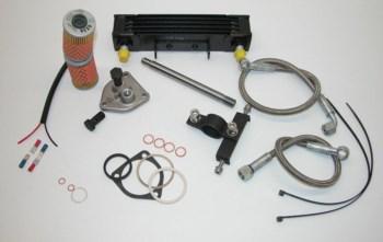 Ölkühler-Kit BMW R  2-Ventiler