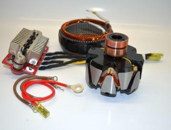 600W Lichtmaschine BMW Motorrad R Modell 2V