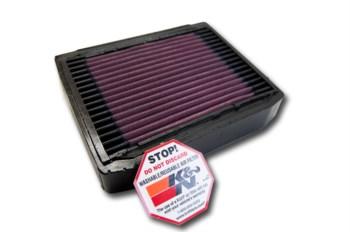 KuN  R Modelle Plattenluftfilter von 1979 bis1997