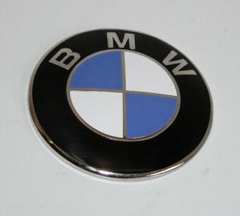 Premium BMW Emblem emailliert 70mm