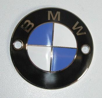 BMW Emblem 70 mm emailliert und geschraubt