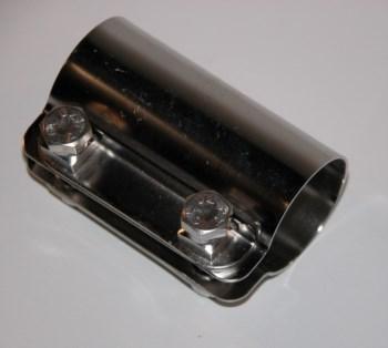 Spannschelle für Krümmerverbindungsrohre  D=27