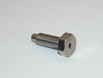 Schraube für Masseband am Getriebe EDELSTAHL