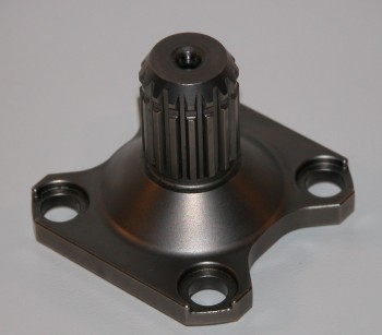 Adapter KARDAN  für BMW  R 2-Ventil Getriebe