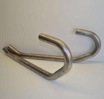 VA Krümmer ohne Interferenzrohr 35mm R45-R65