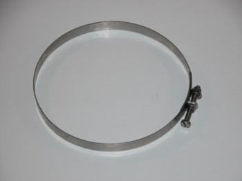 Spannband für Gummibalg 2-Ventil Schwinge D=90mm