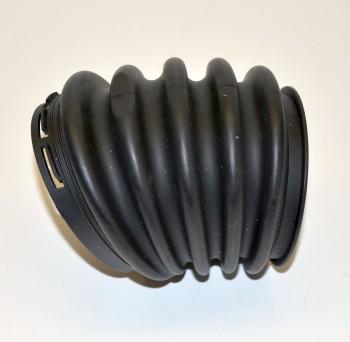 Faltenbalg 4-Ventil R 1200 Paraleverschwinge vorne schwarz