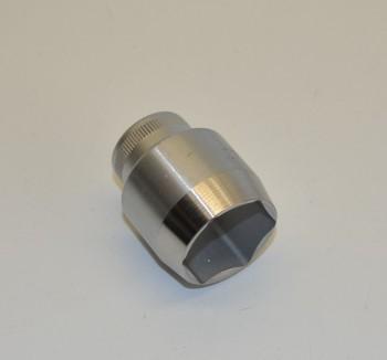 Spezialnuss 27mm für Sicherungsmutter am Lagerbolzen
