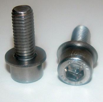 Schraube für Bremssattel M10x25 VA