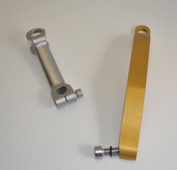 Bremsseilabstützung Trommelbremse hinten BMW GOLD