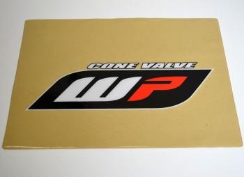 Gabelschutzaufkleber WP Cone Valve