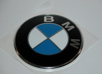 Plakette BMW Tankemblem R 850 und R 1200 70mm