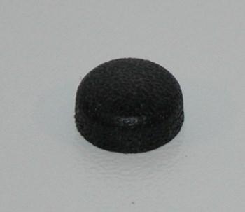 Abdeckkappe BMW R 100 GS schwarz für Schraube