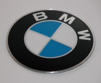 BMW Emblem - Plakete BMW Motorrad  D 60mm