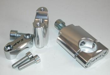 Klemmsatz für Lenker 28,6 mm - 55mm hoch Oversize