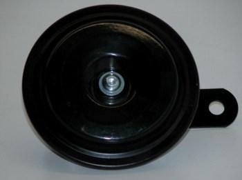 Hupe 12V groß schwarz