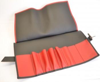 Werkzeugtasche – Bordwerkzeug rot – schwarz BMW Motorrad R 80 – 100 R GS G/S RT