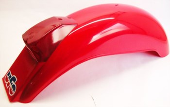 Hinterrradkotflügel UFO Preston Petty rot