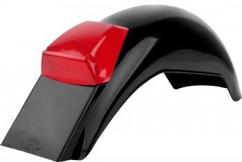 Hinterradkotflügel Preston Petty schwarz