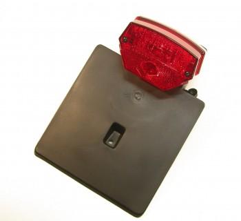 ACERBIS Rücklicht -  Kennzeichenhalter Dual Sport