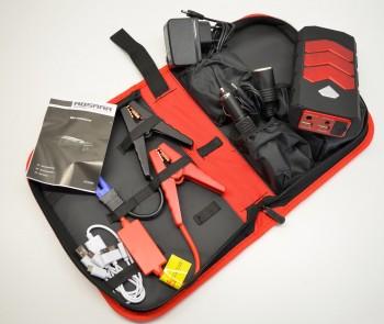 Starthilfe ABSAAR 14000 mAh  Motorrad - Auto - Powerpack