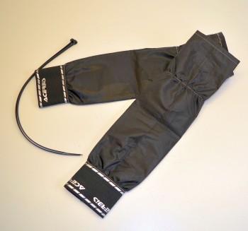 Gabelschutz   Gabelprotektoren - schwarz X-MUD