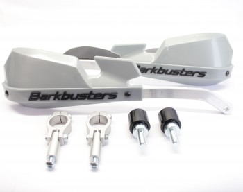 Barkbusters Handschutz VPS BMW F 800 GS ab 2008 silber