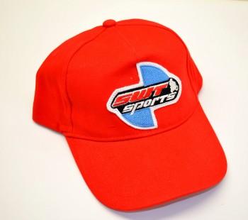 SWT-SPORTS Basecap EnduroBoxer red