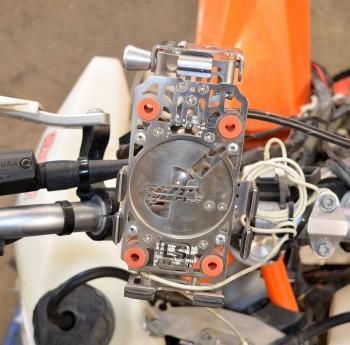 Handyhalterung für das Motorrad - Enduro 3.4