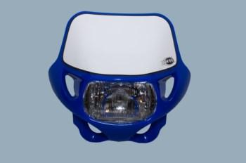 Scheinwerfer DHH mit TÜV blau