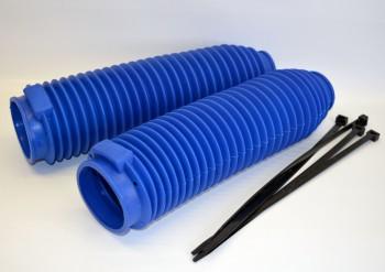 Faltenbalg für 50mm WP - Marzocchi Magnum blau