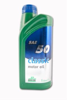 ROCK OIL classic monograde SAE 50 1 Liter