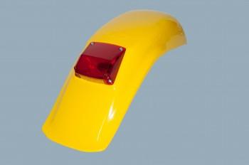Enduro UFO Kotflügel hinten gelb