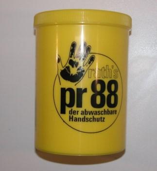 PR 88 Hautschutz Creme  / unsichtbarer Handschutz