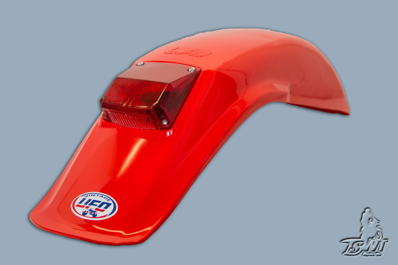 Enduro UFO Kotflügel hinten rot