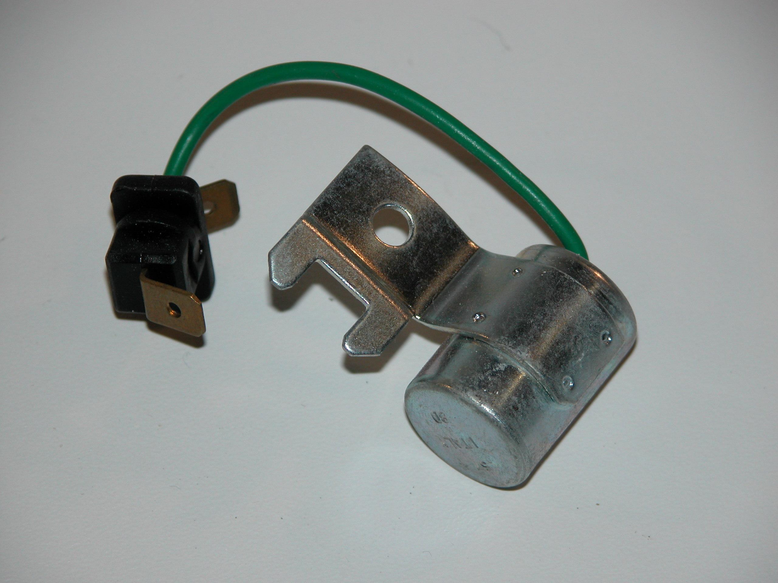 Kondensator für Unterbrecherzündung BMW R 2-V