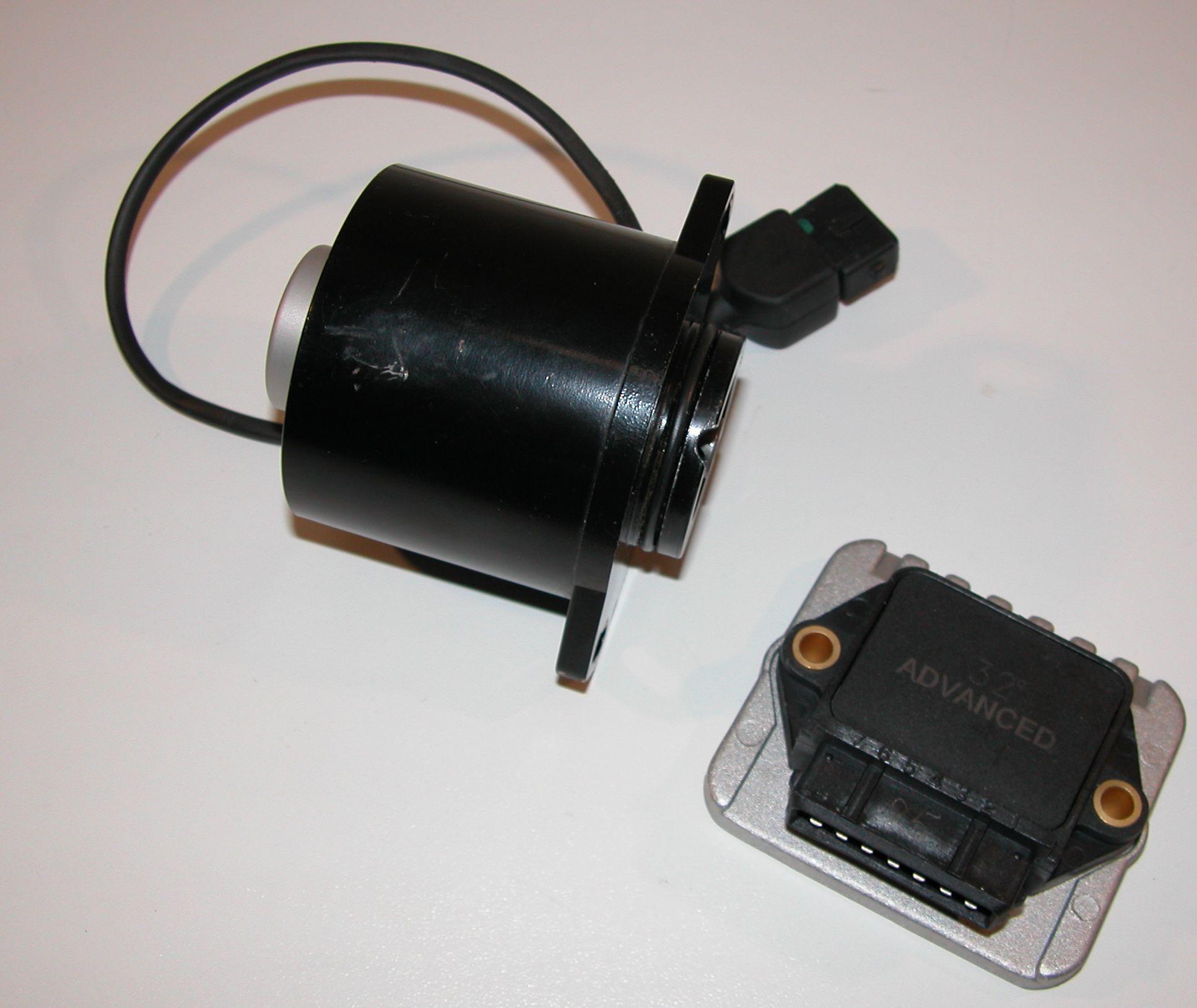 Elektronische Zündung BMW R ab 1979 - 1995