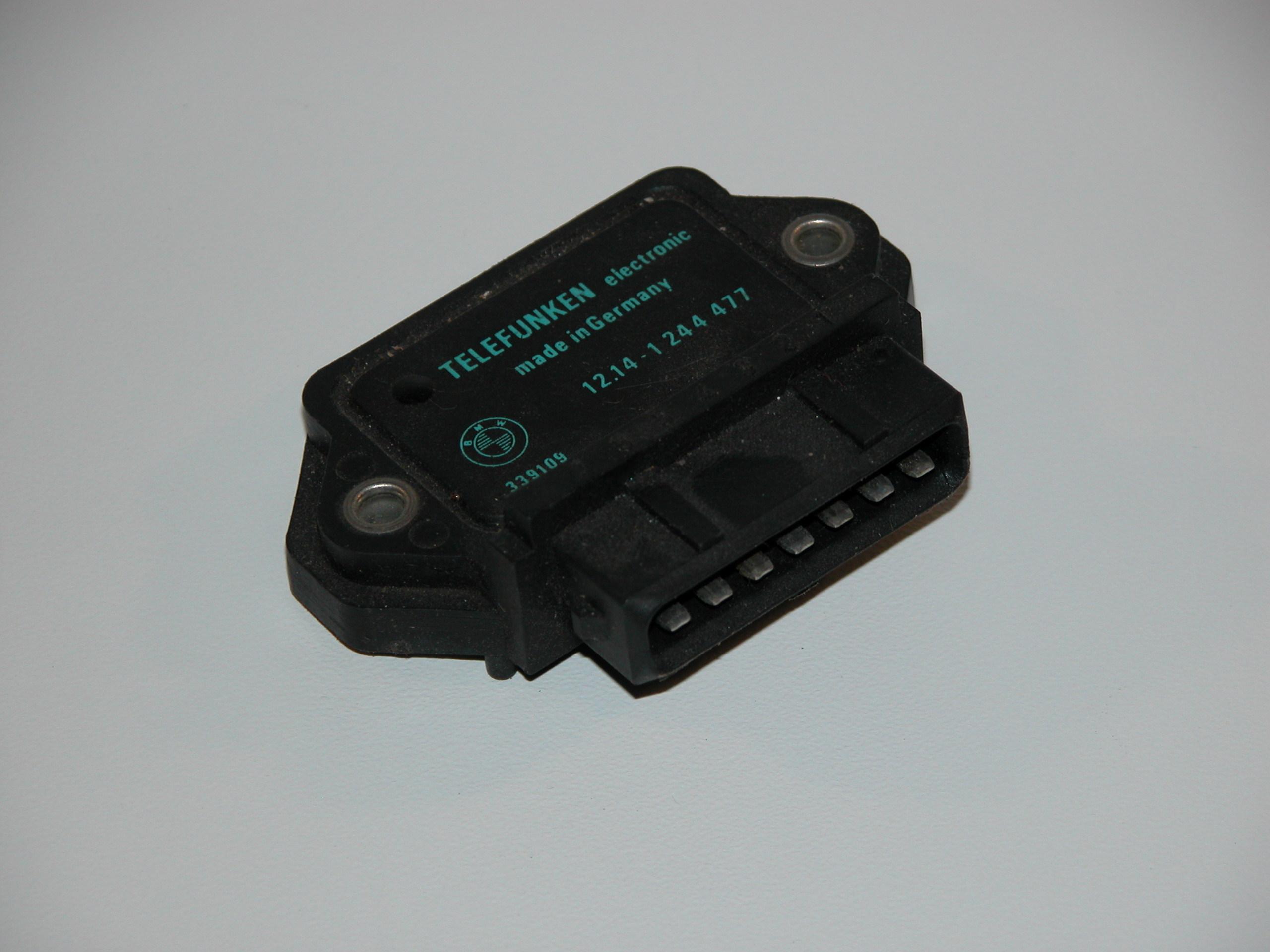 Zündsteuergerät - Steuergerät CDI BMW R 2-Ventiler
