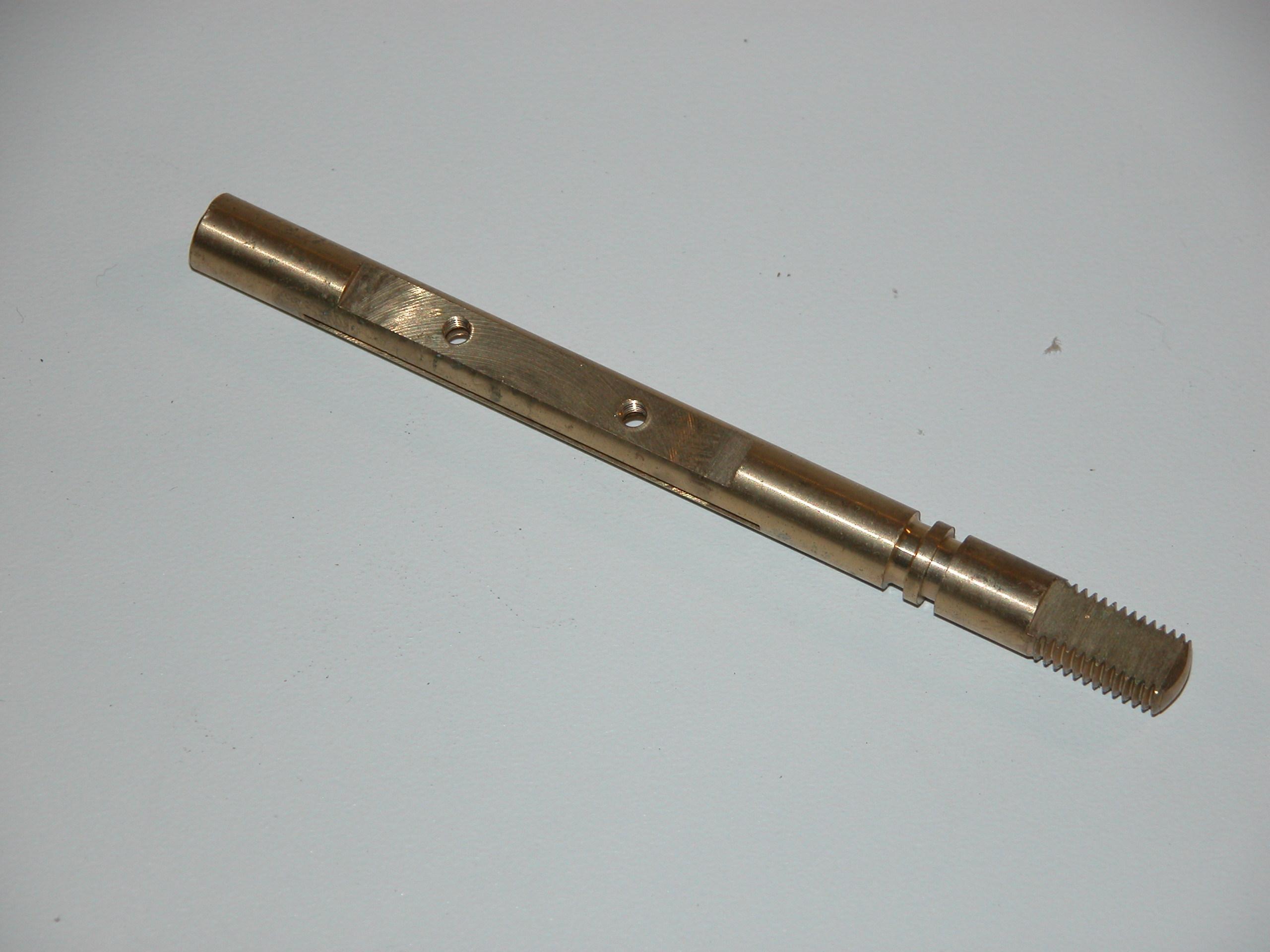 Welle für Drosselklappe BING  32 - 40mm Vergaser