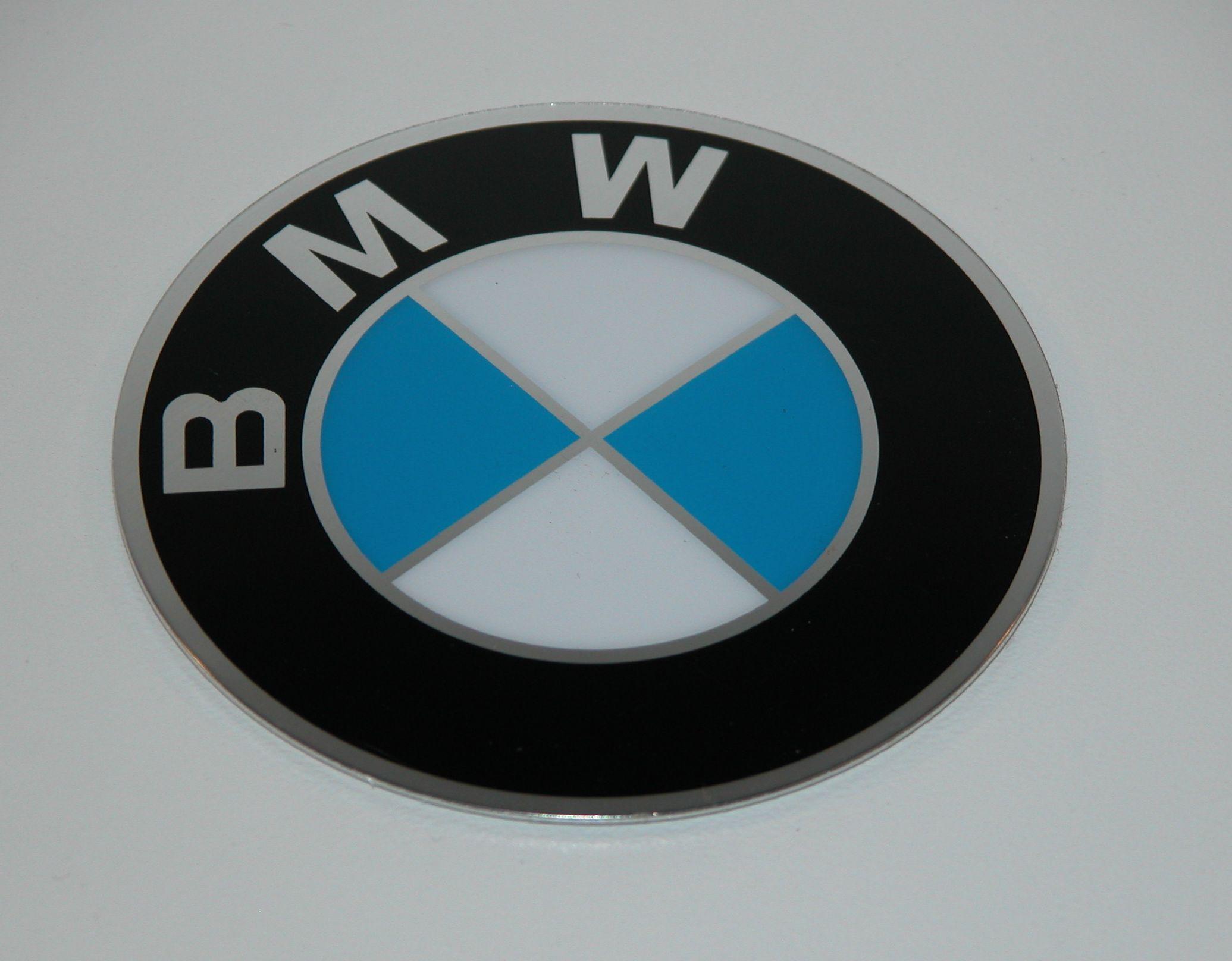 BMW Emblem 70mm Plakete