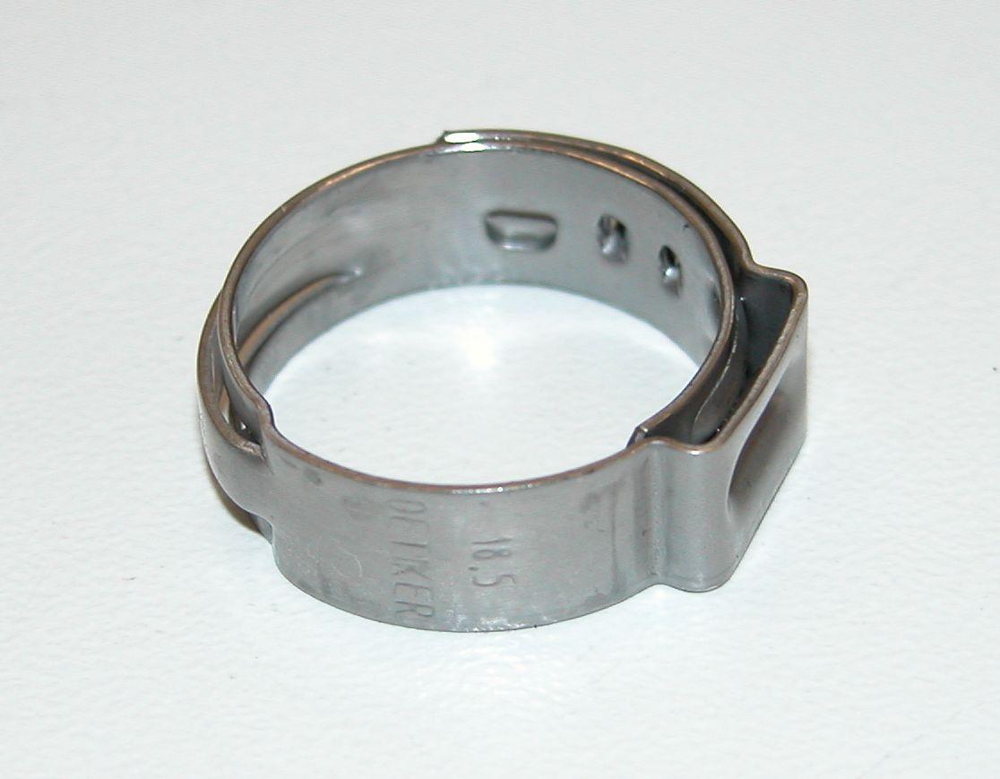 Schelle für Benzinschlauch 18,5mm
