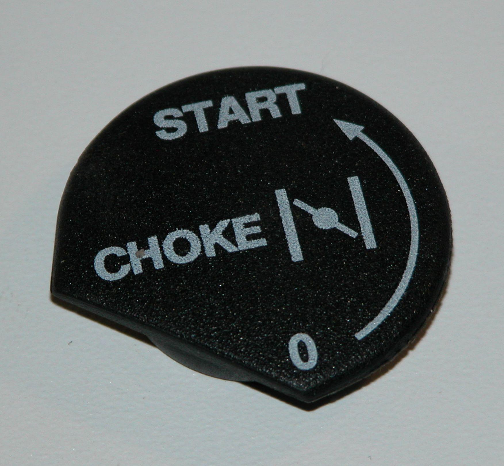 Kappe für Chokehebel 2-Ventiler