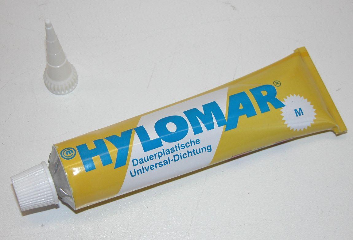 Hylomar Dichtmasse - Klebemasse M 80ml